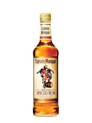 Bouteille rhum ambré Captain Morgan